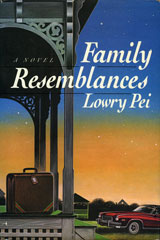 Family Resemblances. Cover by Wendell Minor.
