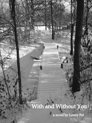 With and Without You. Cover photo by Steve Brown.